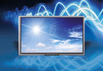 Ultrahelles Display zeigt seine Stärke auch im Sonnenschein