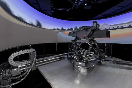 VI-grade reports completion of installation of DiM150 simulator at