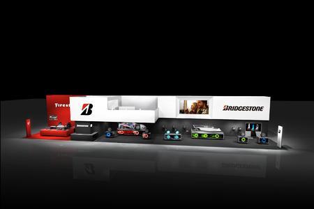 Bridgestone auf der IAA 2015