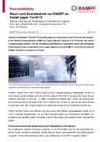 [PDF] Pressemitteilung: Misch- und Dosiertechnik von RAMPF im Kampf gegen Covid-19