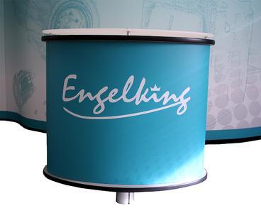 Engelking stellt bei der electronica2012 aus