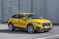 Ab sofort bietet KYB Europe Stoßdämpfer für den Audi Q2.