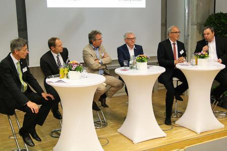 CIO Panel auf der HIS 2015