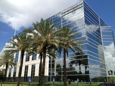 New headquaters in Orlando