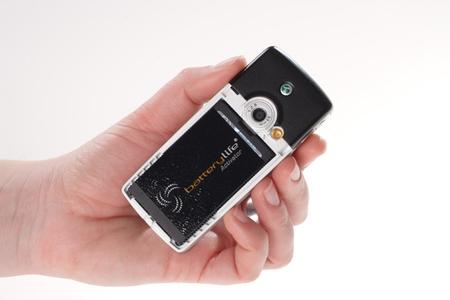 batterylife Activator ACT5035 auf einem Handy
