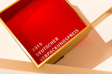 """Piepenbrocks Tochterunternehmen Loeschpack und Hastamat sind unter den Siegern des """"Deutschen Verpackungspreises 2015"""". (Bild: dvi)"""