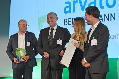 Arvato Systems Receives Digital Leader Award 2018