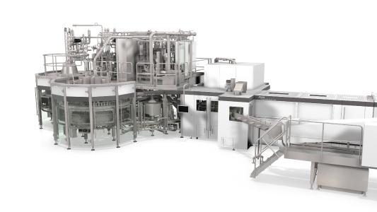 Der Dortmunder Maschinenbauer erweitert auch sein Angebot im Bereich der sensitiven Getränke. Für die aseptischen Füller Innosept Asbofill ABF 611 und ABF 712 bietet KHS drei Neuerungen an.
