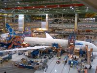 First Boeing 787-9 Dreamliner Begins Final Assembly