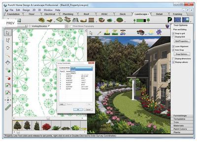 3d planer f r haus wohnung inneneinrichtung und garten avanquest ver ffentlicht architekt 3d - Software gartenplanung ...