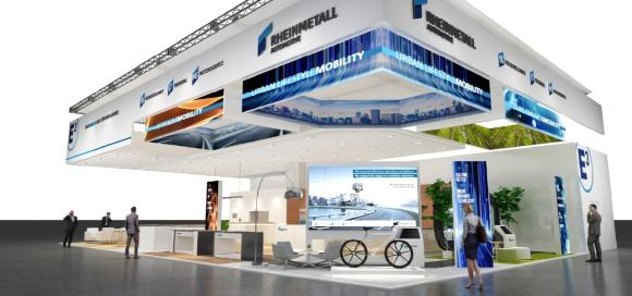 Rheinmetall Automotive at the IAA 2019