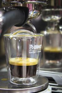 Beim Berlin Coffee Festival kommt optimiertes Wasser von BWT water+more zum Einsatz – für all die herrlichen Kaffeekreationen.