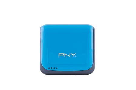 PNY PowerPack Fancy5200 GreyBlue Flat HD