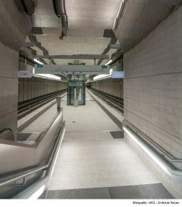 U-Bahnhof NORDWESTRING / Bildquelle: VAG – Andreas Neuer