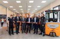 Das neue Ausbildungszentrum von STILL in Fürth wurde am 7. Mai 2019 offiziell eröffnet. Foto: STILL GmbH