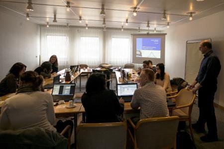 Lehrgang für Anwender in der IHK zu Köln