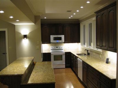Foto der Küche im Acriche-Haus, Tenessee