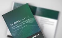 Das Studienpapier AA-STARS zeigt ein Ranking der umsatzstärksten Autoteile-Online-Shops.