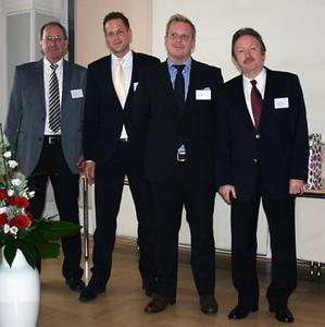 Verleihung der Preise der Conzen-Stiftung an der Hochschule Bremen