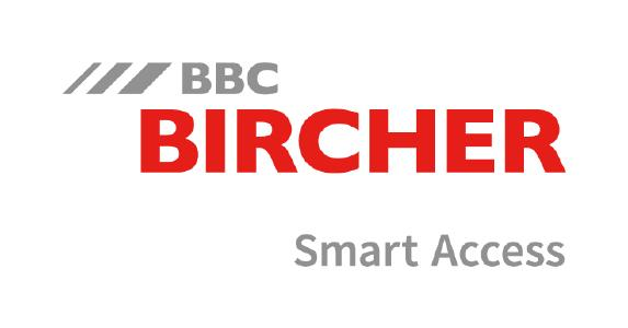 Neues Logo von BBC Bircher Smart Access