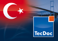 New TecDoc WEB SHOP in Turkey