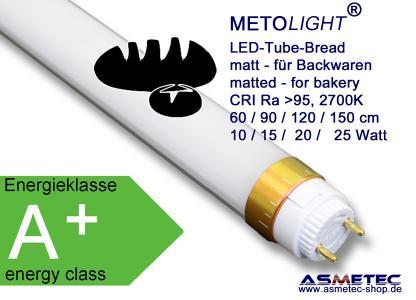 METOLIGHT LED Röhre Serie Bread