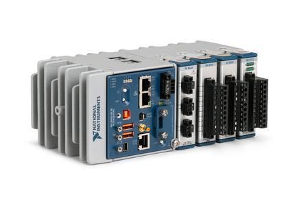 Reduce Measurement System Cost With the New, Rugged CompactDAQ Controller