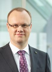 """Dr. Robert Mayr - Vorstandsmitglied der DATEV eG. Er wird auf der Countdown-Veranstaltung den Vortrag  """"Digitalisierung, Datenschutz und Cloud – Chancen und Herausforderungen"""" halten (Bildnachweis: DATEV eG)"""