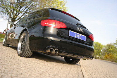 Jms audi tuning & styling for a4 b8