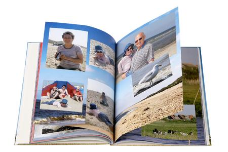 Fotobuch und Fotoalbum: Familie