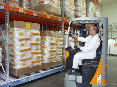 Baerlocher verbessert seine Logistik mit SAP LES