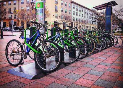 Fahrradparksystem BIKEEP: Smartes und sicheres Abstellen von Fahrrädern
