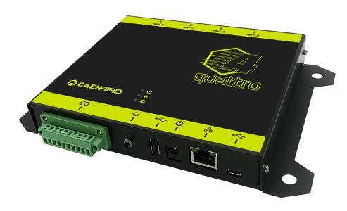 CAEN RFID RAIN Lesegerät QUATTRO R4321P