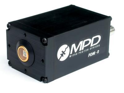 Extrem robustes und kompaktes PDM-R Modul mit einer PDE von 58% bei 650 nm