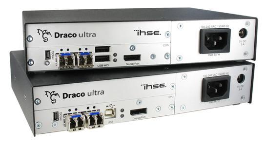 IHSE launches revolutionary 4K/60 KVM extender