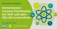 Omnichannel Content Distribution mit SAP und dem CELUM ContentHub