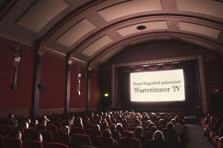 Wartezimmer-TV
