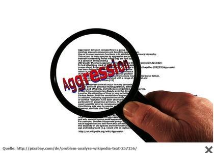 Streit liegt in der Luft. http://pixabay.com/de/problem-analyse-wikipedia-text-257156