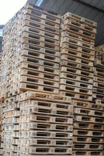 Several truckloads of counterfeit EPAL Pallets discovered in Belgium