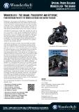 [PDF] Press Release: Wunderlich - The brand. Philosophy and Attitude.