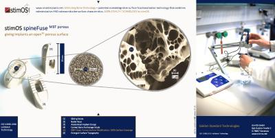 German R&D start-up on the verge of establishing new benchmarks for surface topography and coating technologies by artificially mimicking bone