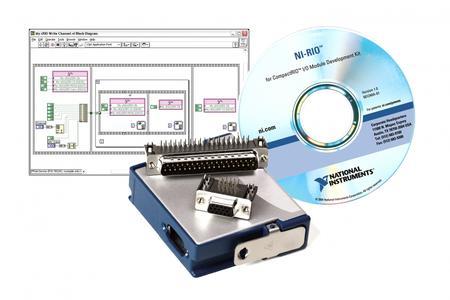National Instruments bietet neue Optionen zur Erweiterung seiner rekonfigurierbaren I/O-Plattform um benutzerdefinierte Elektronik