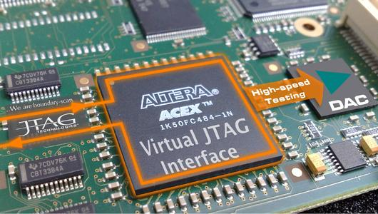 JTAG Technologies Announces Support for 'VJI'