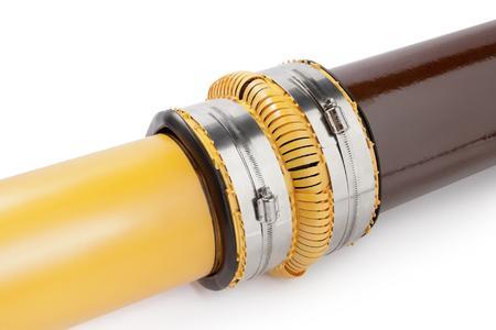 Mit AWADUKT FLEX-CONNECT ist eine Anbindung bereits vorhandener Leitungen aus traditionellen Materialien an die REHAU Programme aus dem langlebigen und robusten Werkstoff PP jederzeit möglich