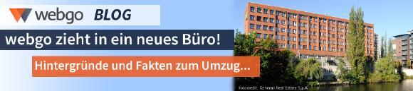 Hamburger Webhostingunternehmen webgo expandiert und zieht in ein neues Büro in die unmittelbare Nähe zum Hamburger Rechenzentrum