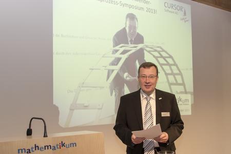 Thomas Rühl, Unternehmensgründer und Vorstandsvorsitzender vo...