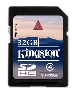 Kingston Technology erweitert Elite Pro SDHC-Familie um 32GB