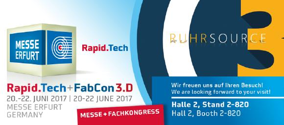 Rapid.Tech + FabCon3.D