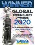 Winner of the GLOBAL SMT Award 2020