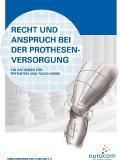 Recht und Anspruch bei der Prothesenversorgung Titelseite